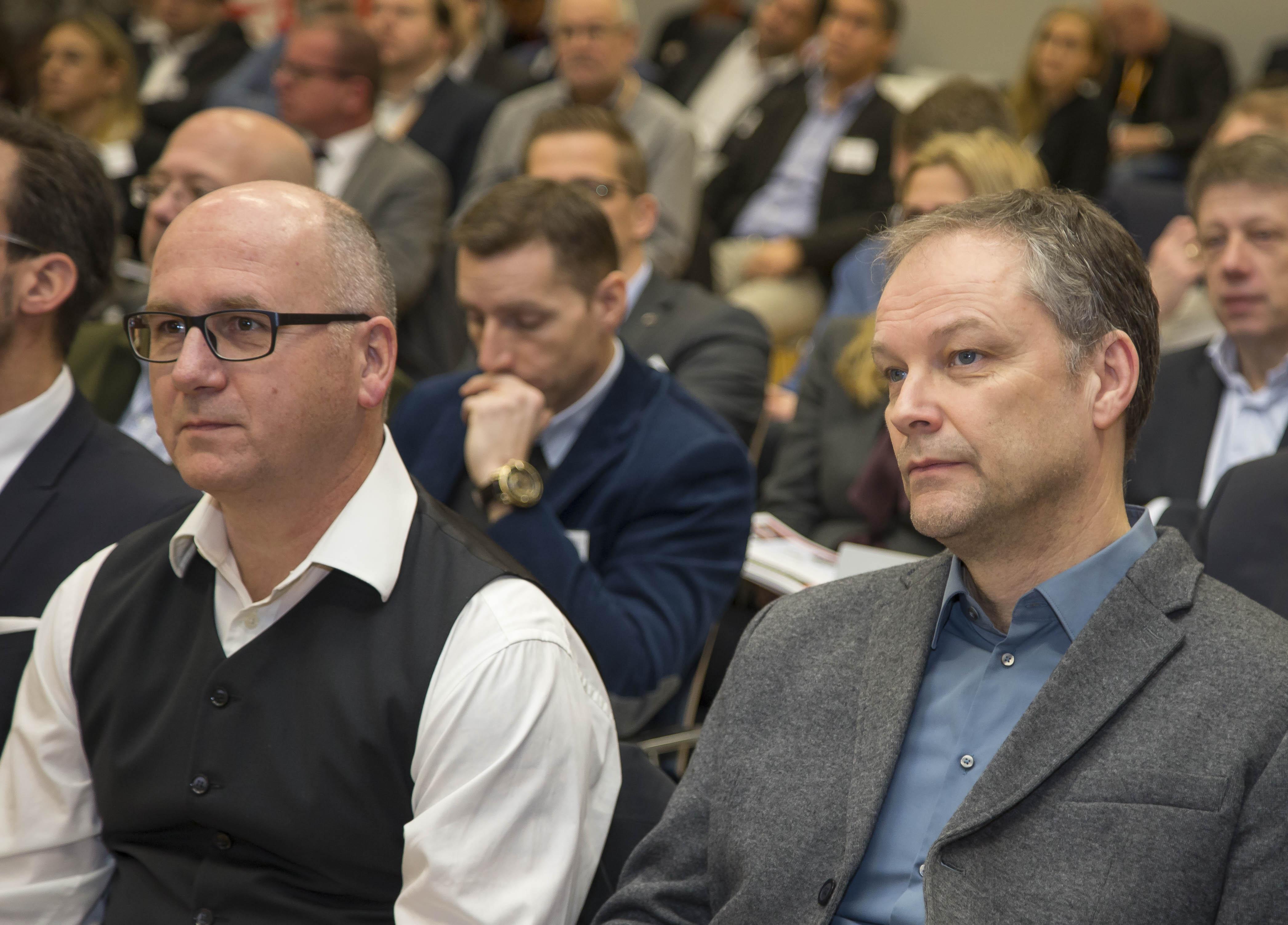 Keynote-Speaker Ralf Bretting - Hilmar Dunker